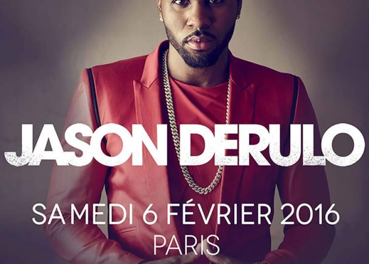 Jason Derulo � Paris 19�me