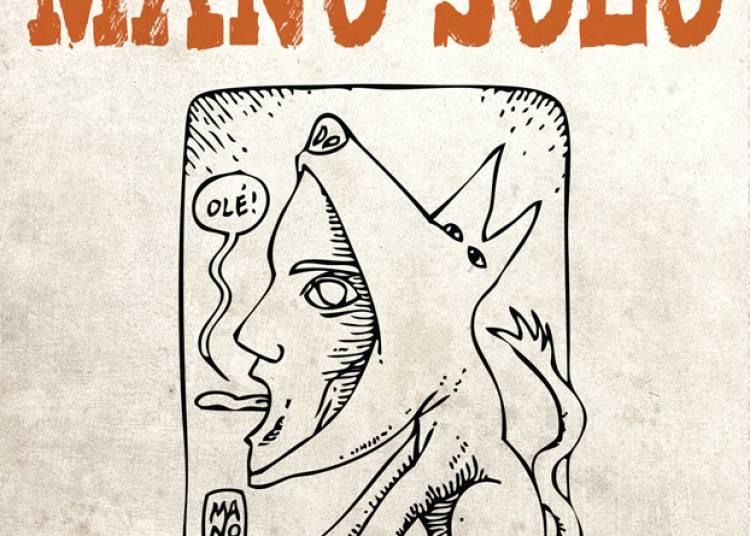 Les hurlements d'L�o chantent Mano Solo � Toulon