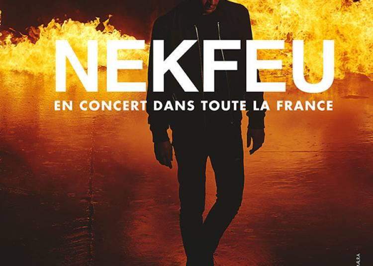 Nekfeu #feutour � Paris 19�me