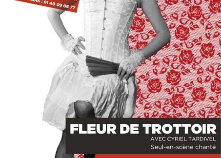 Fleur de Trottoir � Paris 11�me