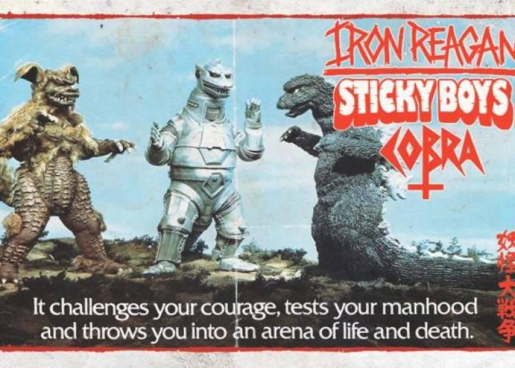 Iron Reagan, Sticky Boys et Cobra � Paris 13�me