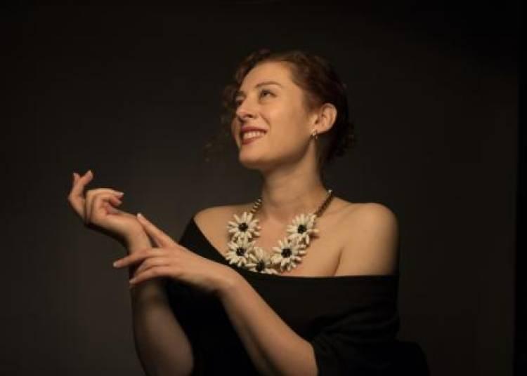 Sarah Thorpe Sextet � Paris 1er