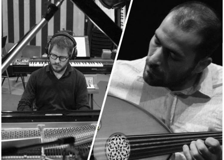 St�phane Tsapis Trio � Paris 1er
