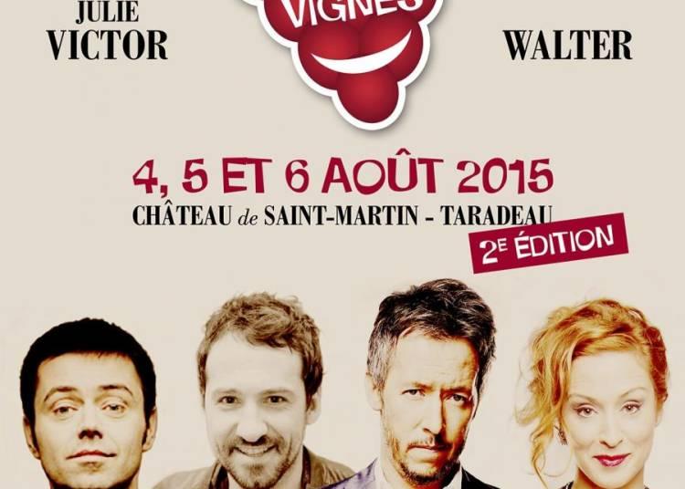 Festival Rire En Vignes 2015