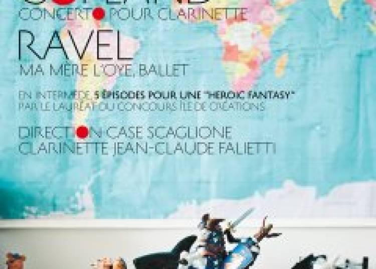 F�eries : quand la musique �merveille... � Paris 8�me