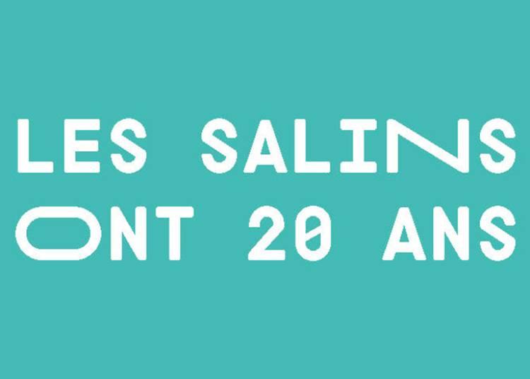 Les Salins ont 20 ans ! 2015