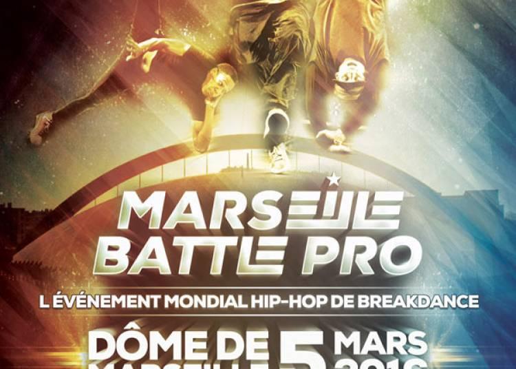 Marseille Battle Pro