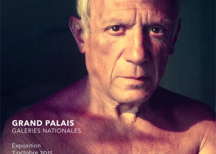 Picasso.mania - Lucien Clergue � Paris 8�me