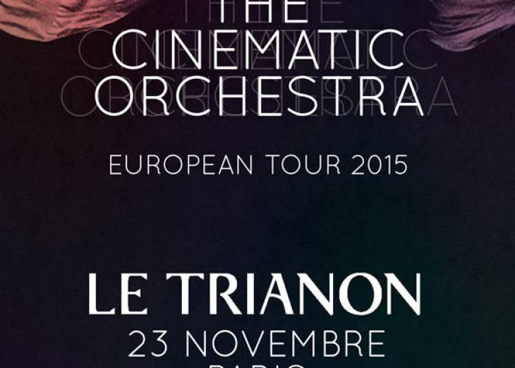 The Cinematic Orchestra � Paris 18�me
