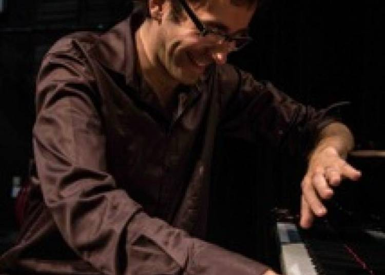 Dexter Goldberg Trio � Paris 1er