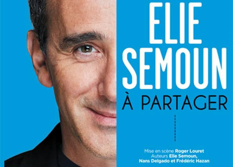 Elie Semoun, � Partager � Marly