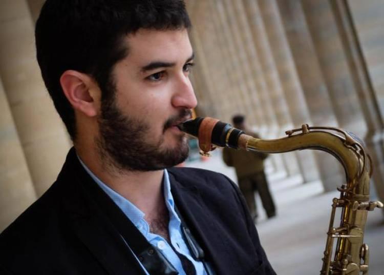 Florian Marques Quintet � Paris 1er
