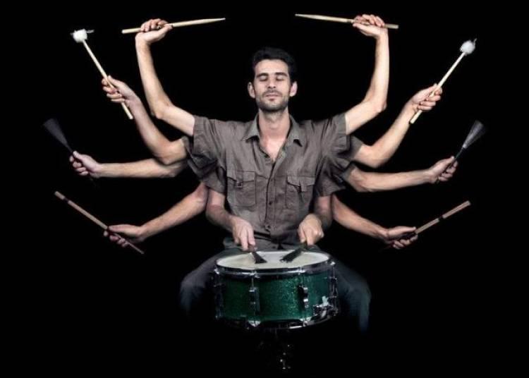 Xavier Roumagnac Eklectik Band � Paris 1er