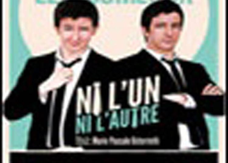 Les Jumeaux Steeven Et Christopher � Bordeaux