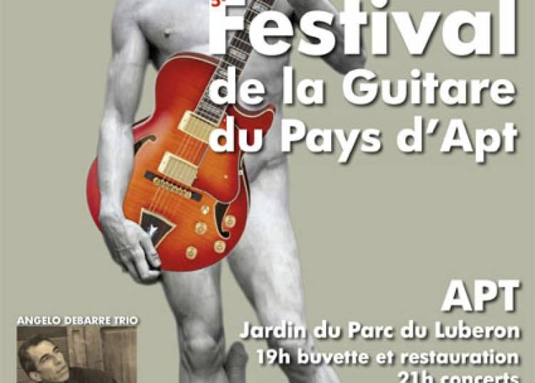 Festival de la Guitare du Pays d'APT 2015