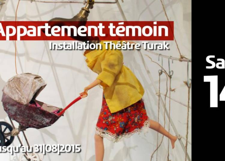 Appartement t�moin - Installation Turak � Lyon