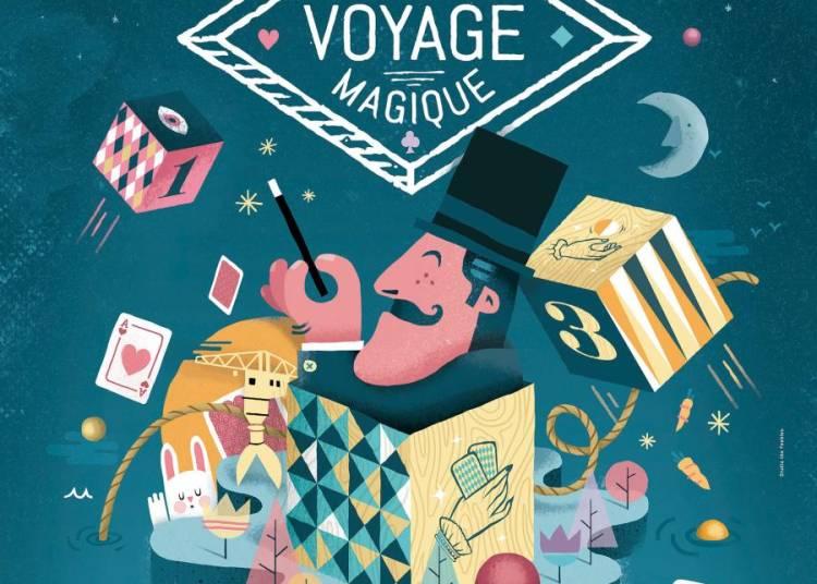 Le Voyage Magique 2015