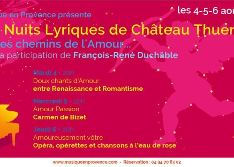 Les Nuits Lyriques de Ch�teau Thuerry 2015
