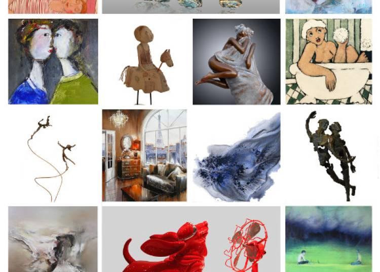 Exposition collective � la Galerie Laute � Rennes