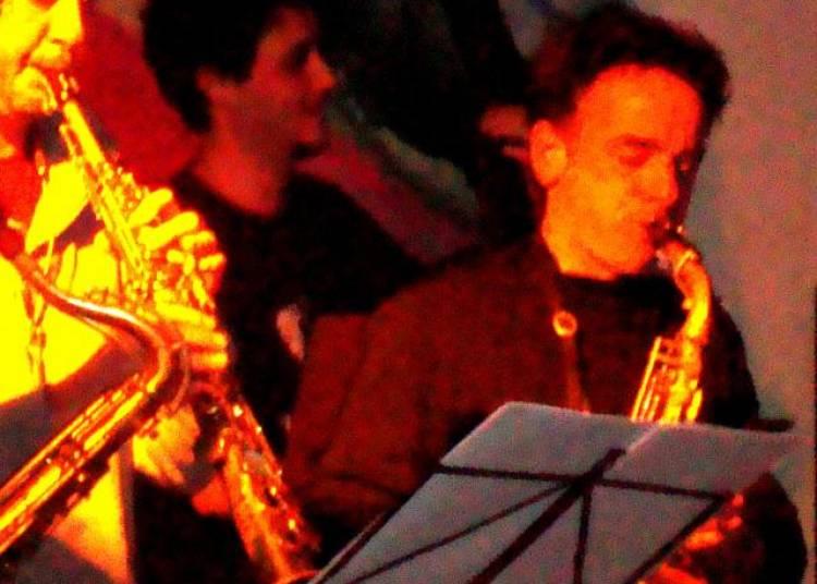 Jazz � La Java : Healing Orchestra � Paris 10�me