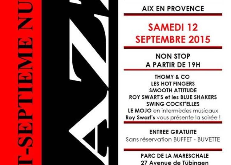 27�me Nuit du Jazz � Aix en Provence