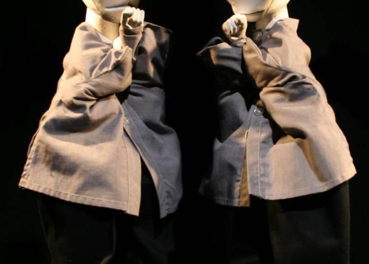 Les marionnettes � gaine, une histoire mouvement�e, un renouveau assur� � Amiens