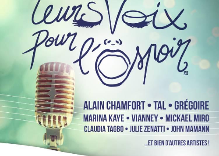 Leurs voix pour l'espoir � Paris 9�me
