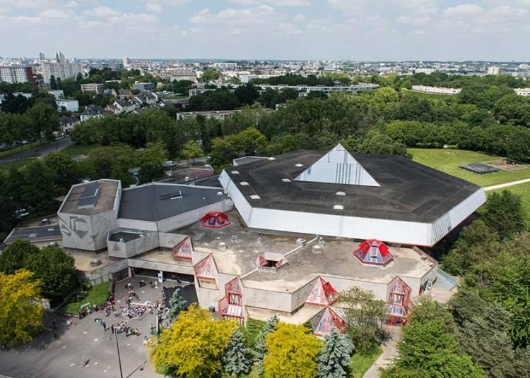 30 ans du Triangle � Rennes