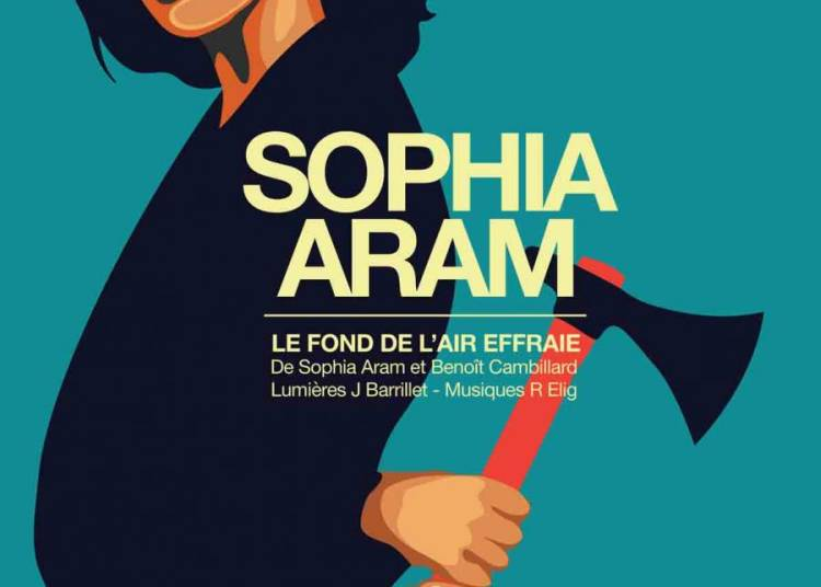 Sophia Aram � Paris 10�me