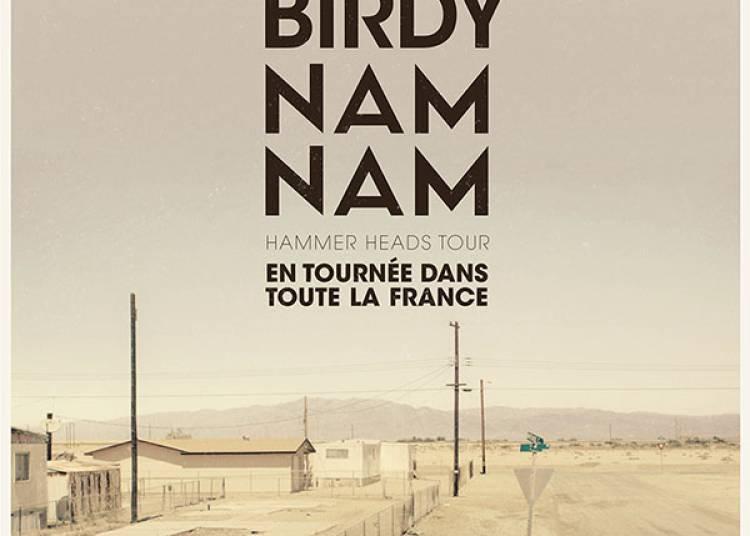 Birdy Nam Nam � Paris 18�me
