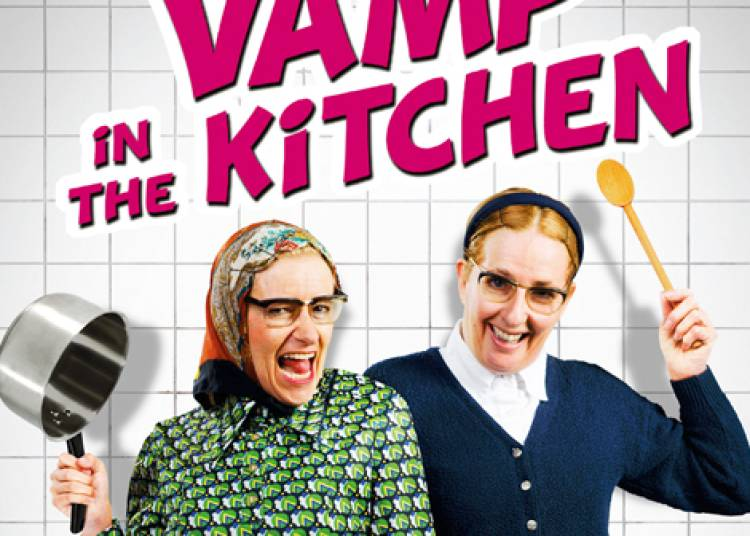 Vamp In The Kitchen � Saint Coulomb
