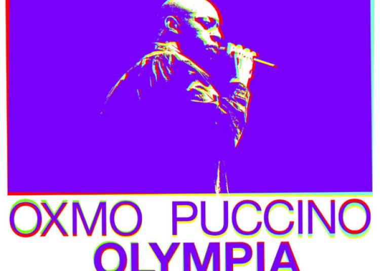 Oxmo Puccino � Paris 9�me