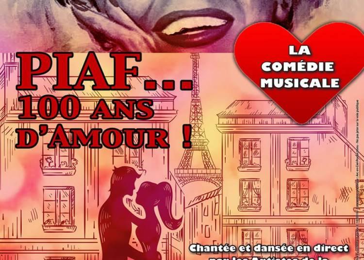 Piaf 100 ans D'amour � Herouville saint Clair