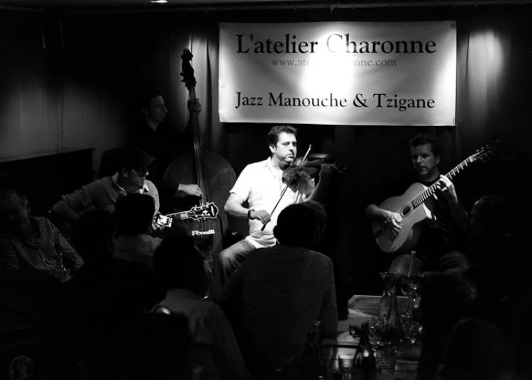 Costel Nitescu Quartet � Paris 11�me