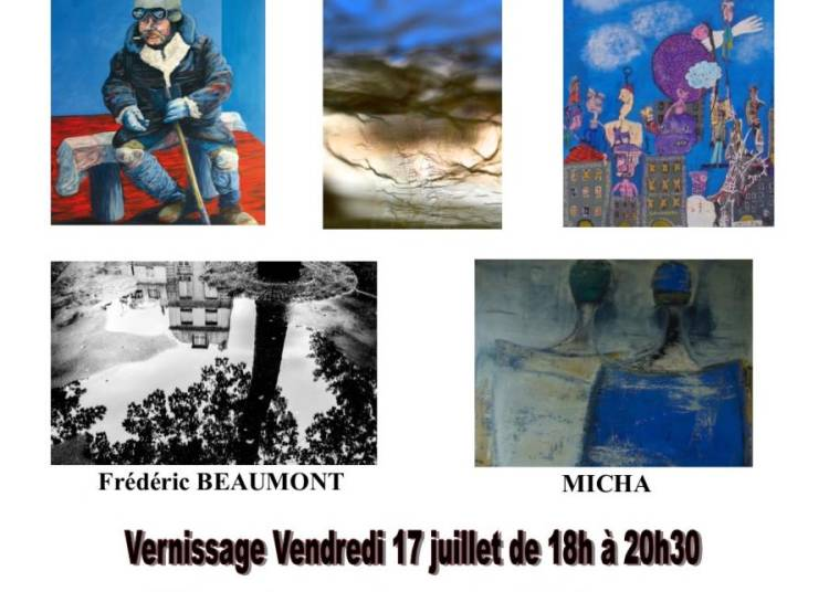 Exposition Collective � Riberac