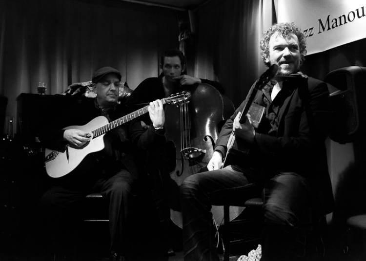 William Brunard Trio � Paris 11�me