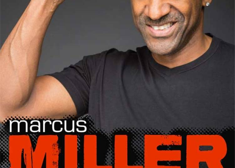Marcus Miller � Angers