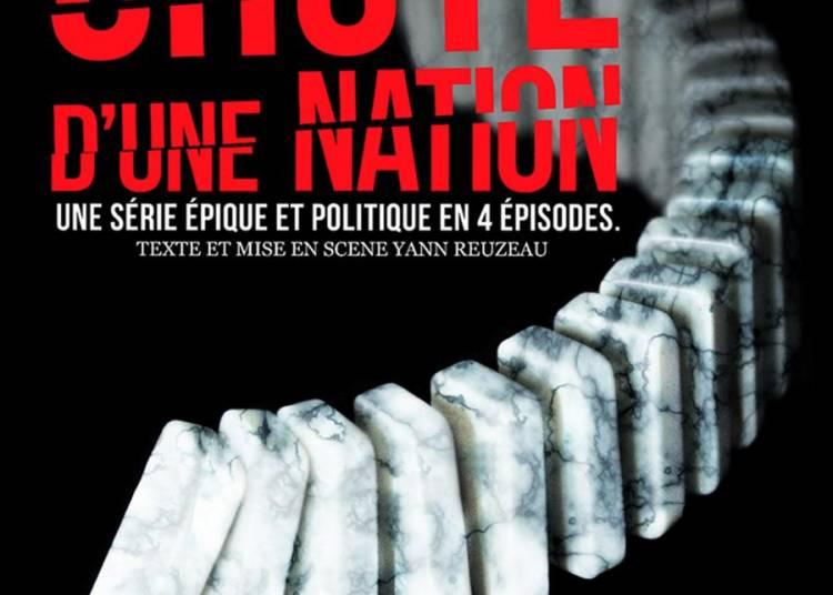 Chute D'une Nation � Paris 12�me
