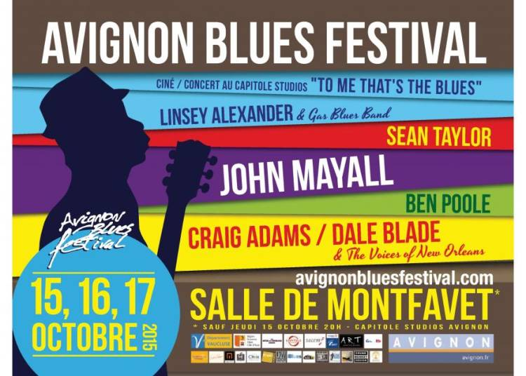 Avignon Blues Festival 2015