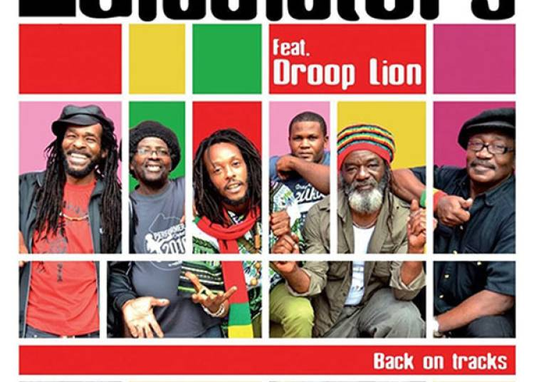 Droop Lion, The Gladiators et Hollie Cook � Oignies