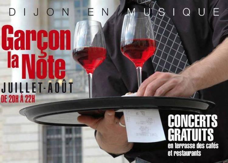 Gar�on la note Dijon 2015