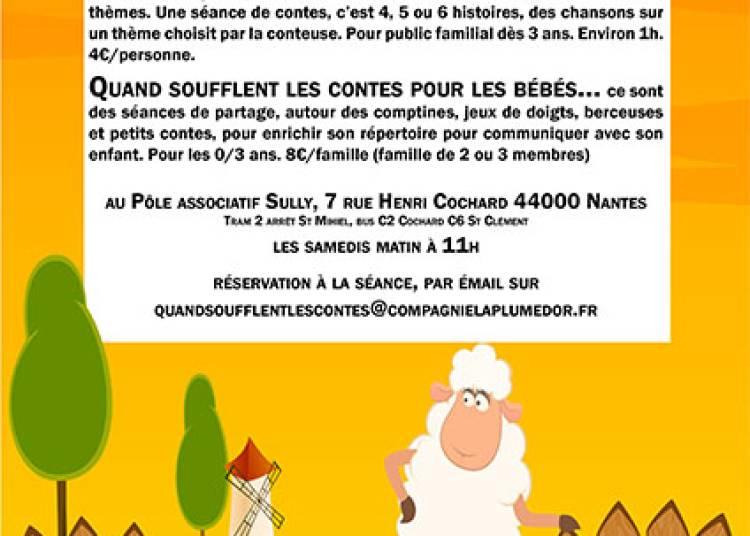 Quand soufflent les contes pour les B�b�s... Oh la vache ! � Nantes