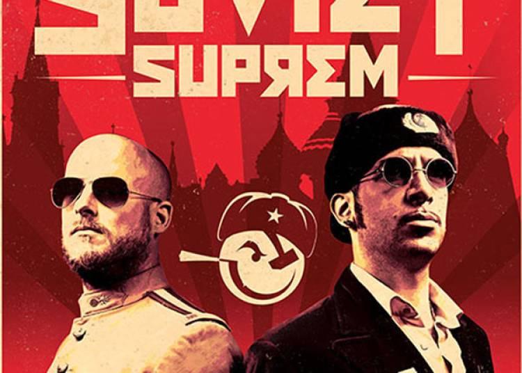 Salut C'est Cool et Soviet Suprem � Oignies