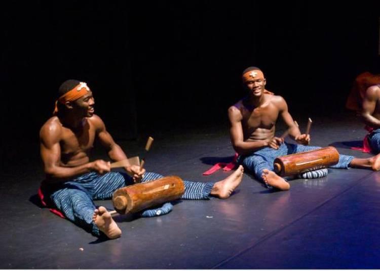 Awa Guinean Drums Trio � Le Blanc Mesnil