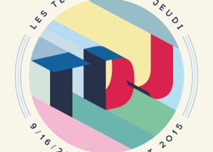 Terrasses du jeudi Rouen 2015