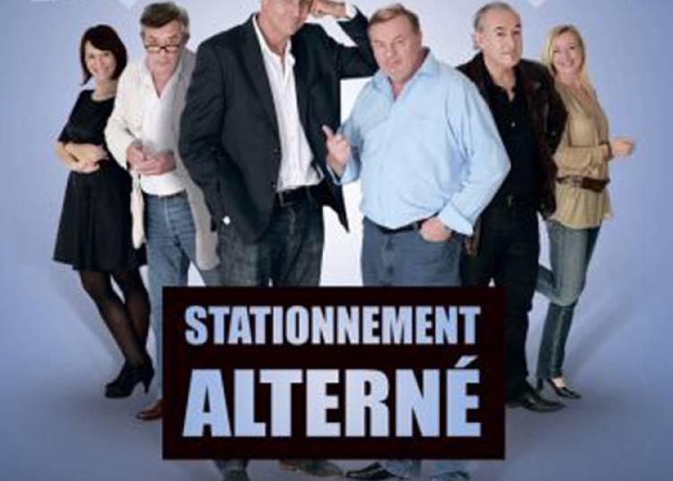 Stationnement Altern� � Pusignan