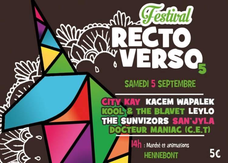 Festival Recto Verso 2015