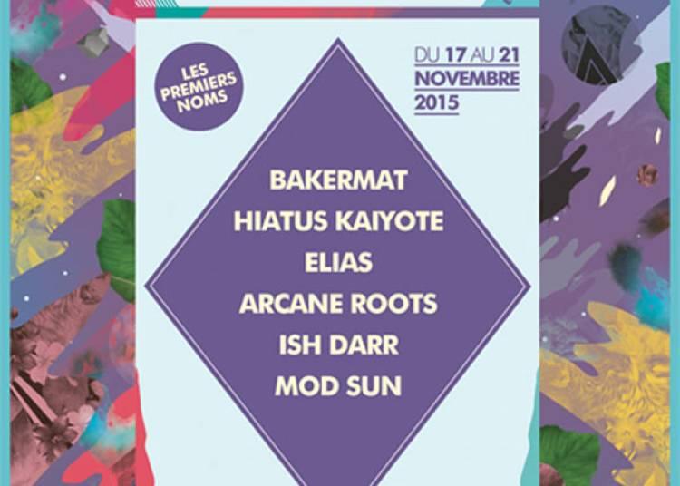 Arcane Roots � Paris 20�me