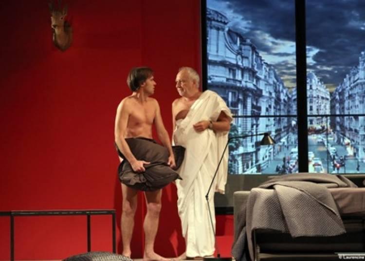 Deux hommes tout nus � Saint Dizier