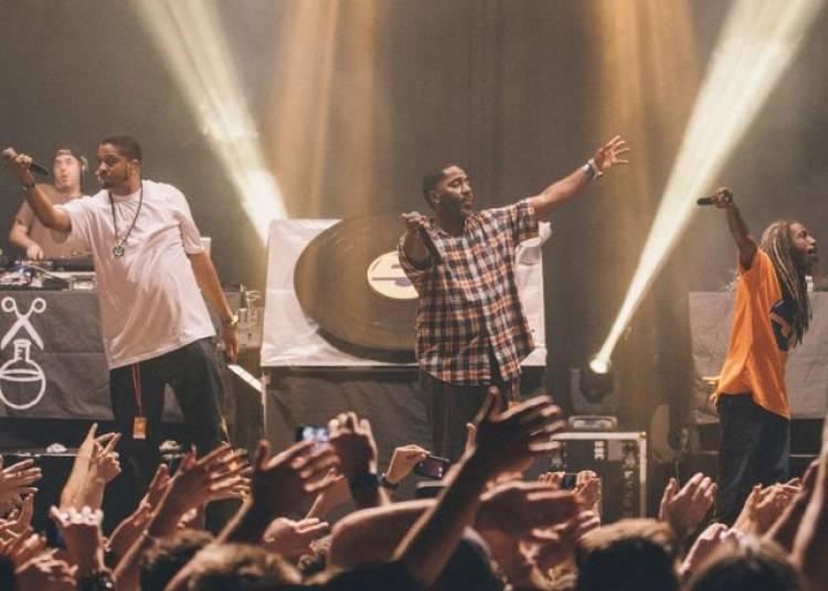 DJ Premier Live et Jurassic 5 � Paris � Paris 19�me